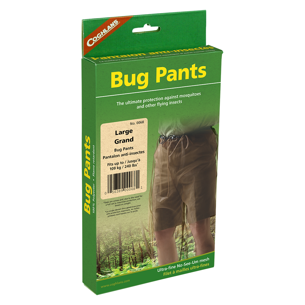Bug Pants - Size L