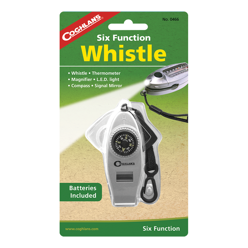 Six Function Whistle