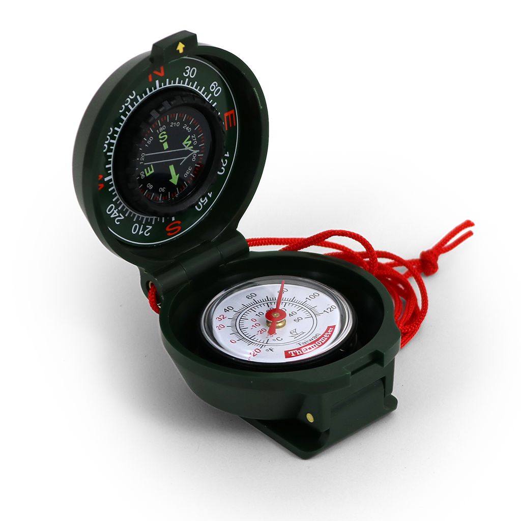 Compass Thermometer