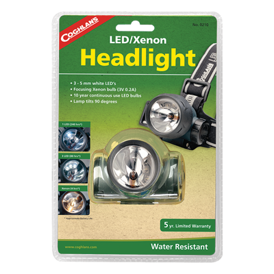 L.E.D. Headlight