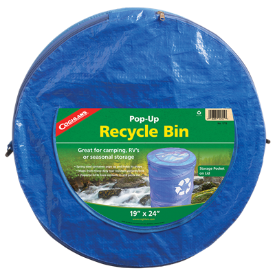 Pop-Up Recycle Bin