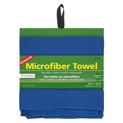 Mrcro Fiber Towel - Medium