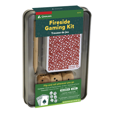 Fireside Gaming Set