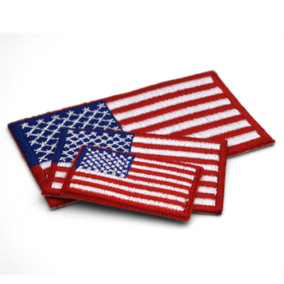 U.S. Sew-On Flags