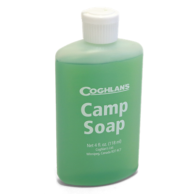 4 oz. Camp Soap