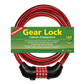 Gear Lock- 6 FEET